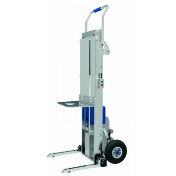 Diable / gerbeur électrique monte-escaliers 170 kg